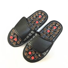 Foot Massage Slippers Acupuncture Therapy Massager Pedicure Shoes Activated Nursing