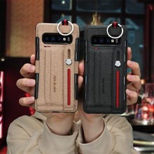 cloth Wrist strap phone case for samsung galaxy S20 ultra S8