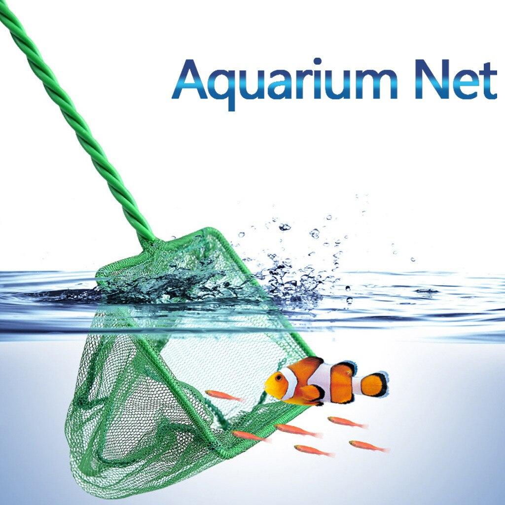 Рыболовная сеть, аквариумные аксессуары, рыболовная сеть для аквариума, рыболовная сеть, квадратная рыболовная сеть для аквариума 6 *