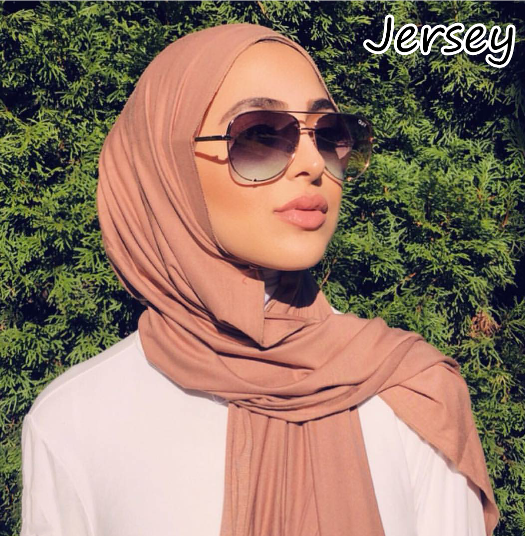 T1 32 Color High Quality Jersey Scarf Cotton Plain Elasticity Shawls Maxi Hijab Long Muslim Head Wrap Long Scarves/scarf