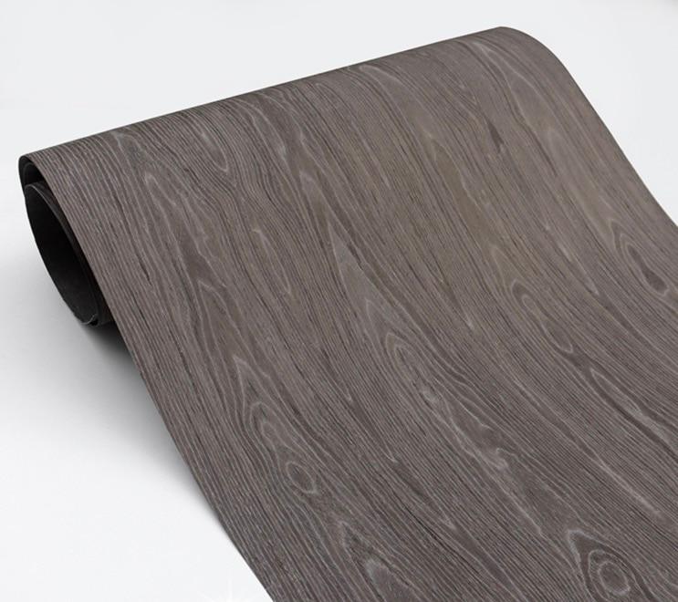 L:2.5Meters Width:55cm Black Oak Decorative Veneer Wood Veneer