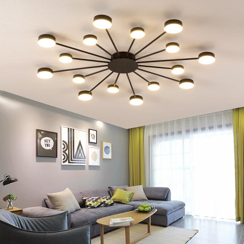 Купить светодиодная люстра для гостиной на Алиэкспресс