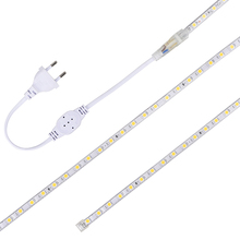 SMD 5050 LED Strip 220V Flexible Tape Lights Outdoor Waterproof IP65 Light Dimmable with Remote 70m 80m 90m 100m