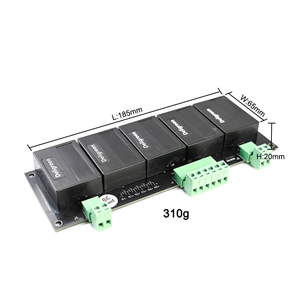 Image 2 - Qnbbm 5S Actieve Balancer Equalizer Bms Voor LiFePO4, Lto, Li Ion 18650 Diy Batterij Balancing
