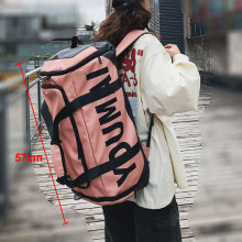 Fitness Gym Bag Dry Wet Backpack Handbag Travel Tote Sack Weekend Luggage Bag Sac Sport Gymnastics Training Daily Bag XA772WA
