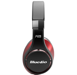 Bluedio UFO High-End Bluetooth Headphone 3D Sound Earphone Hot Sell Alloy HiFi Over-Ear Wireless Headset With Mic For Phone