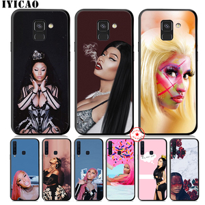 IYICAO в стиле Nicki Minaj, мягкий чехол для телефона для samsung Galaxy A50 A70 A60 A40 A30 A20 A10 M40 M30 M20 M10 силиконовый чехол