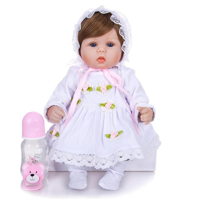 Кукла-младенец KEIUMI 17D03-C364
