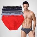 4 Packs Men's Briefs Underpants Model Underwear Brief Shorts For Man Male L-3XL 4XL 5XL 6XL 7XL (7XL=one size)