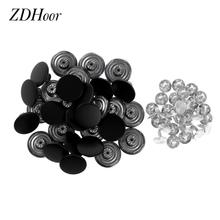 Hardware with Rivets Fashion Jeans Buttons for Clothing Decor Bag Belt Snap-Fasteners
