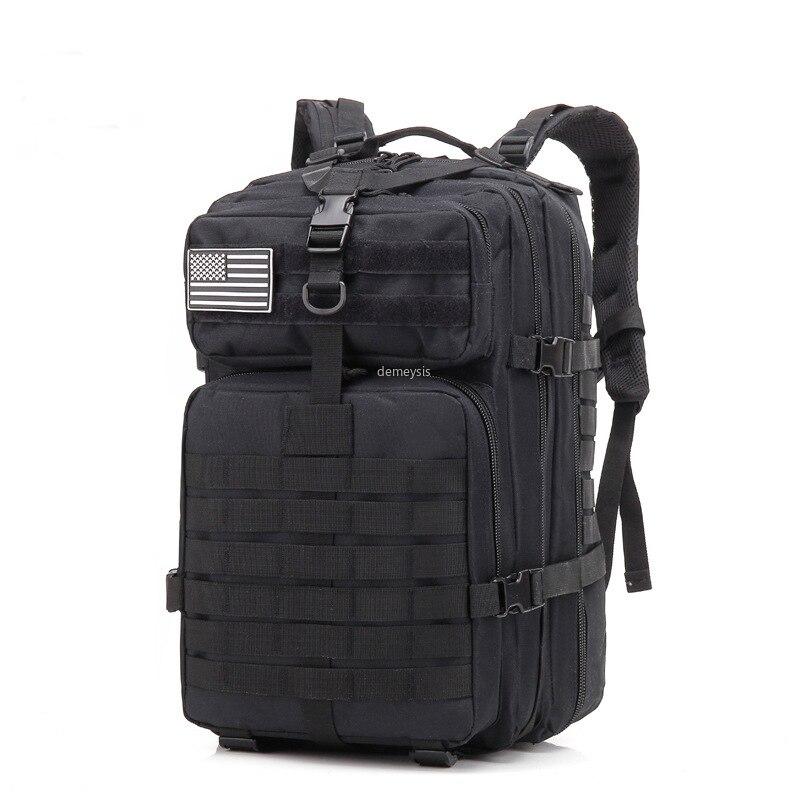 45L multifonction chasse en plein air randonnée sac à dos Molle militaire tactique sac à dos grande capacité alpinisme sac en plein air