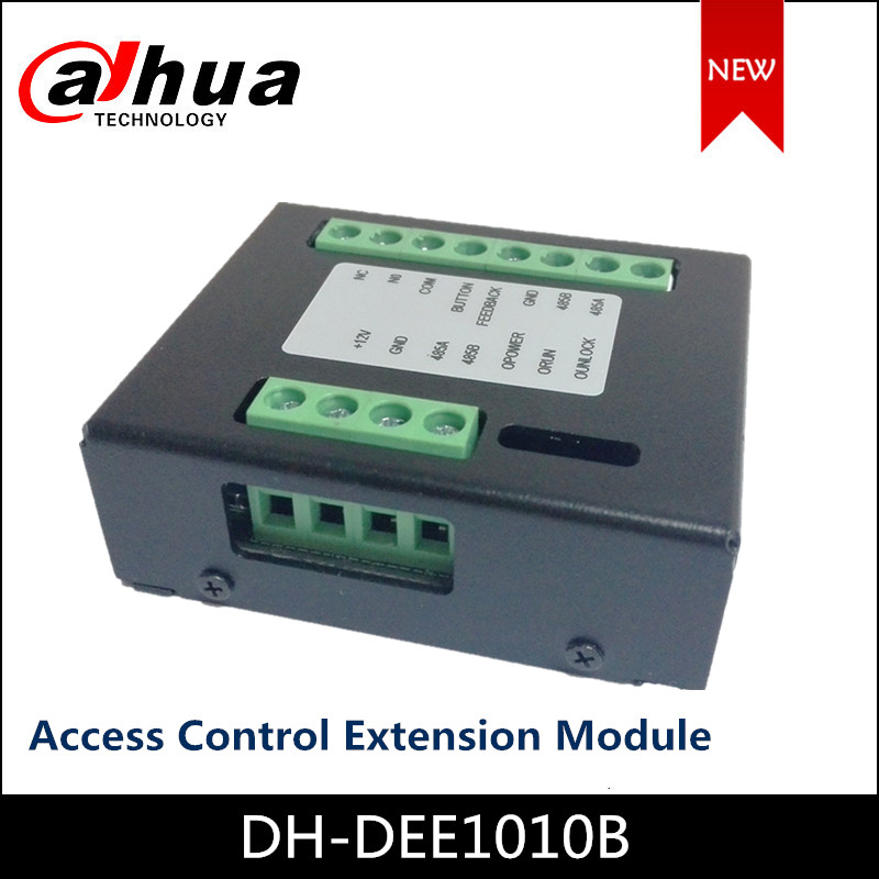 Dahua Access Control Extension Module DEE1010B DH-DEE1010B