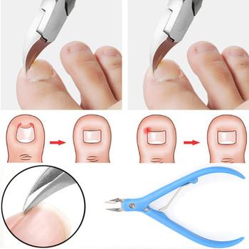 1 sztuk pielęgnacja stóp obcinaczka do paznokci u stóp nożyczki do skórek przycinacz do Manicure frezy profesjonalne szczypce pielęgnacja paznokci pielęgnacja paznokci Tool8 30 tanie i dobre opinie CN (pochodzenie) 9 5*4 5cm Palec STAINLESS STEEL Trimmer clipper Nail Clipper