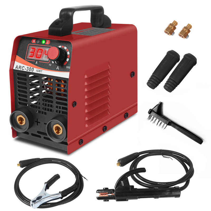 Handskit Welding Machine ARC 300 Portable Electric Welder Semiautomatic Welding Reverse Welder for Welding Electric WorkArc Welders   - AliExpress
