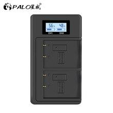 NP-W126S W126 LCD USB Charger for Fuji film FinePix HS30EXR XH1 XT1 X-E2 XM1 X-Pro2 XT20 XT3 XA5 xa3 XT2 XE3 XA10 XT10 X100F цены онлайн
