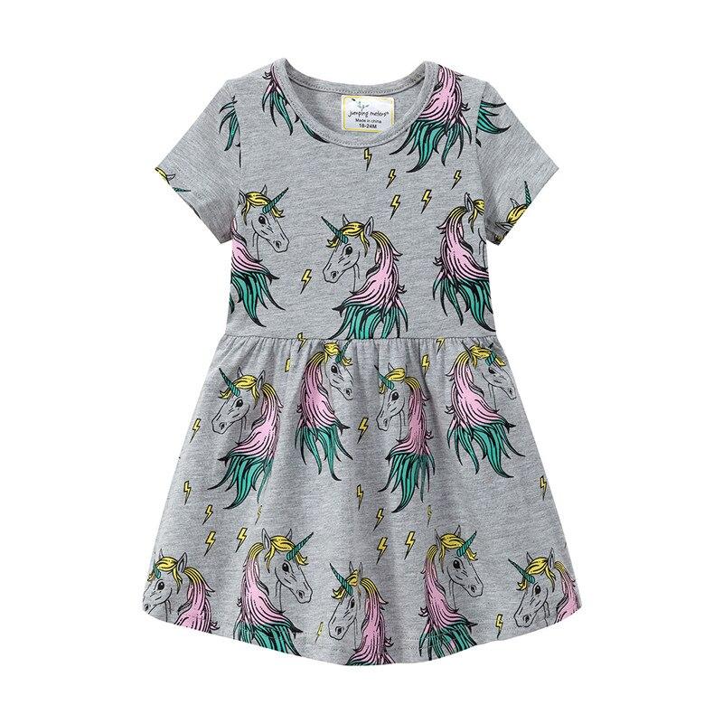 Toddler Kids Baby Girls Princess Dress Short Sleeve Summer Striped Dresses