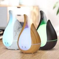 KBAYBO Luftbefeuchter Aroma Ätherisches Öl Diffusor mit 7 Farben LED nacht Licht kühlen nebel maker Aromatherapie für Home office