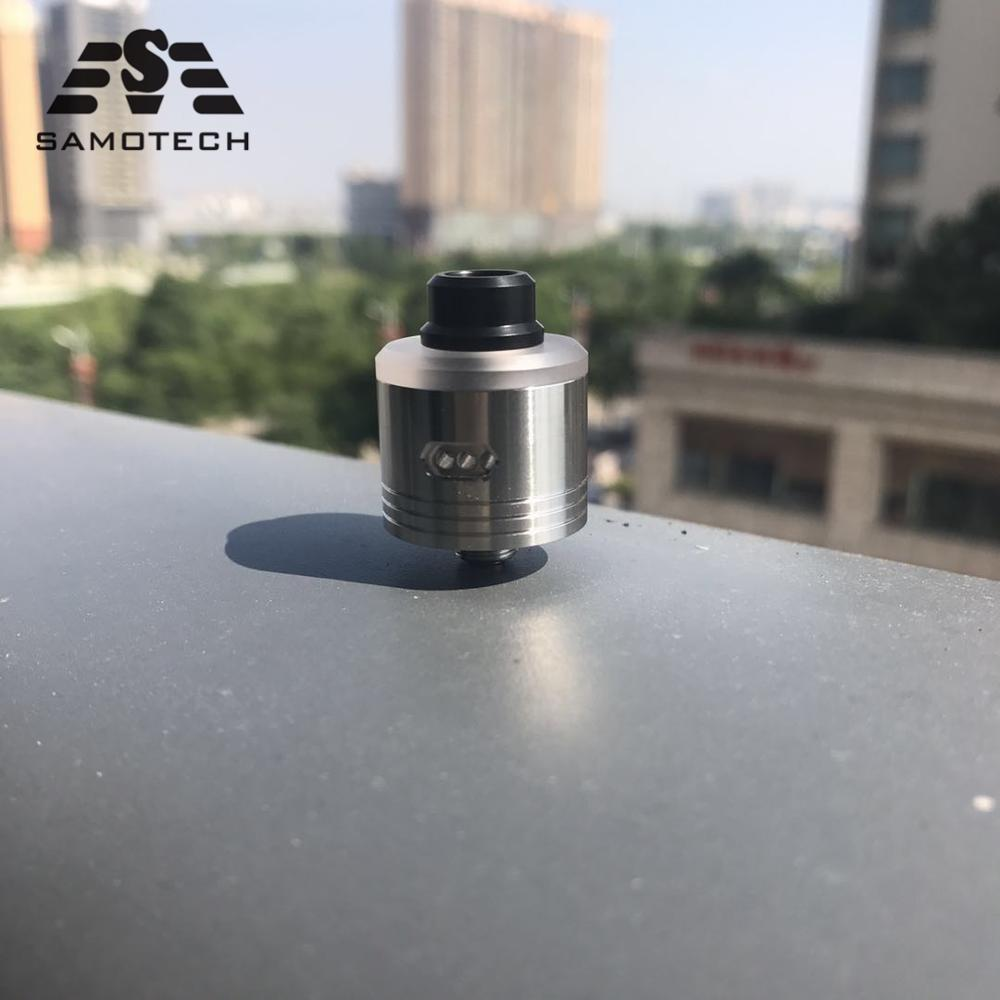 2020 NEW YFTK Skyfall Style <font><b>RDA</b></font> <font><b>22mm</b></font> 510 Rebuildable Dripping Atomizer With BF Pin For Squonk BF Mod vs Hadaly Hussar HAKU <font><b>goon</b></font> image