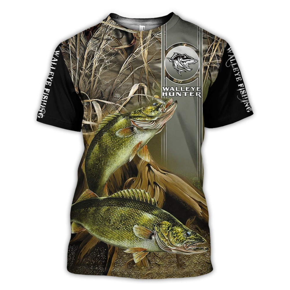 walleye-fishing-3d-all-over-printed-clothes-lh0972-t-shirt