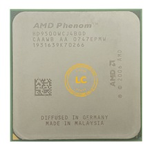 Amd phenom x4 9500 2.2 ghz quad-core processador cpu hd9500wcj4bgd soquete am2 +