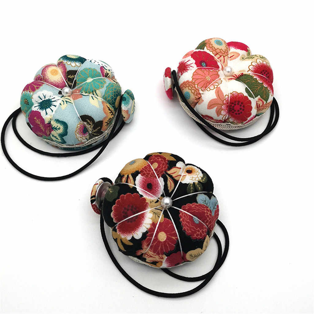 Multifunctionele Bloemen Pols Pin Kussen Special Gift Decoratieve Naaimachine