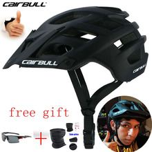 MTB Helmet Cascos Bike Bicicleta Mountain-Cycling Cairbull Safety TRAIL In-Mold XC Outdoor