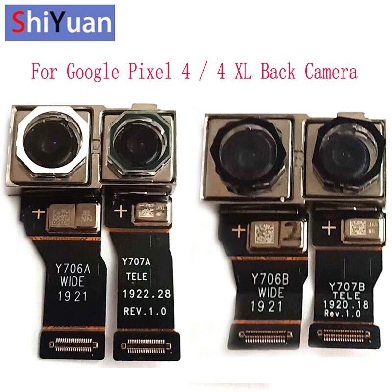 Original Back Camera For Google Pixel 4 G020M, G020I, GA01188, Pixel 4 XL G020P, G020, GA01181 16MP Rear Camera Module