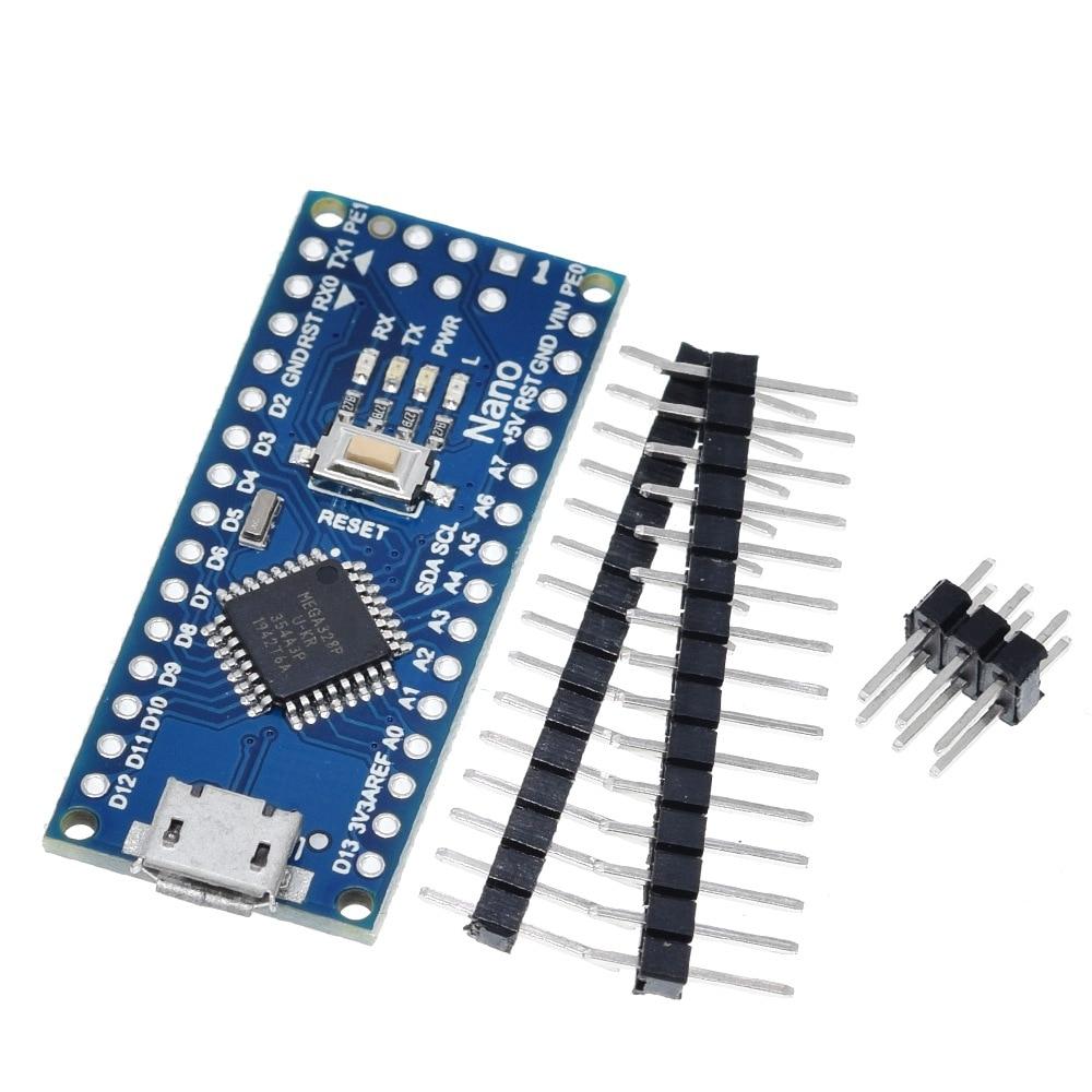 Type-C / Micro USB Nano 3.0 With the bootloader compatible Nano 3.0 controller for arduino CH340 USB driver 16Mhz ATMEGA328P 5