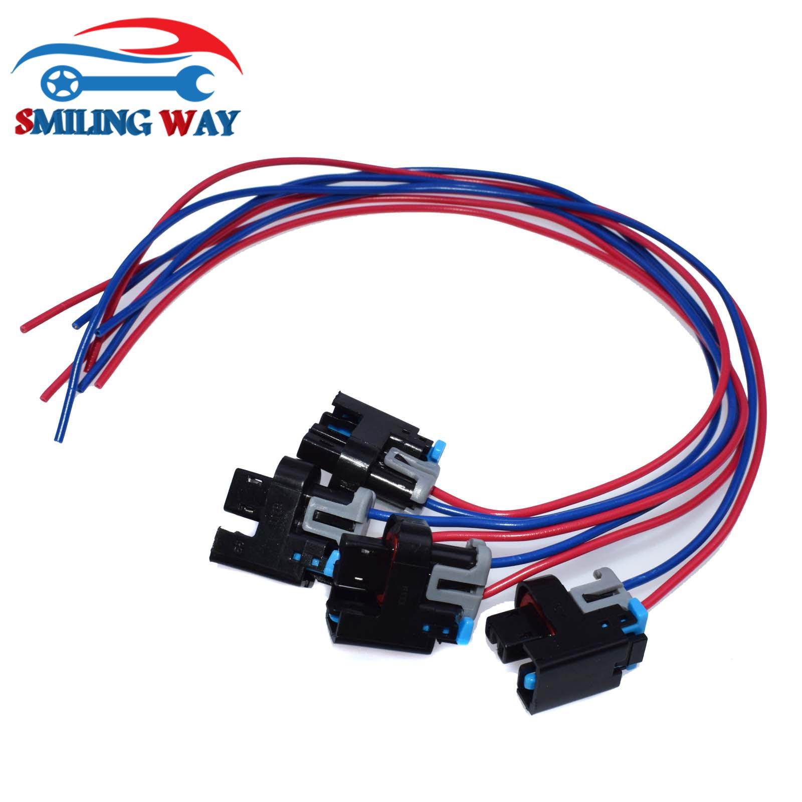 fuel injector wiring harness connector pigtail cable plug for chevrolet gmc  pontiac buick saturn isuzu oldsmobile cadillac fuel inject. controls &  parts  - aliexpress  aliexpress