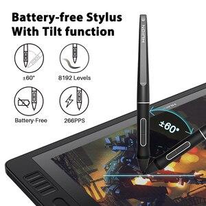 Image 3 - Kamvas pro 20 2019 versão com inclinação gráficos tablet monitor 8192 leverls pressão sensibilidade caneta exibição desenho tablet