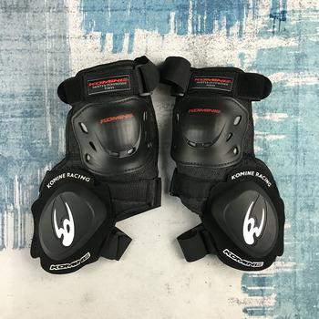 Kneepad protection SK-652 ochraniacz na stopę moto rcycle ochraniacze na kolana anty-upadek suwak ochraniacze kolan moto Track knight ighway tanie i dobre opinie OLOME
