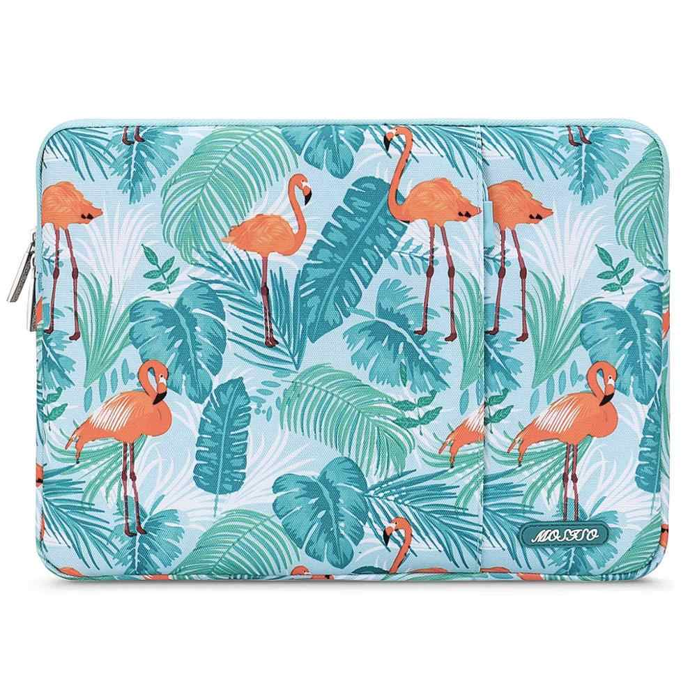Mosiso 11 13 14 15 Inch Fashion Laptop Tas Lengan untuk Macbook Air Pro Case 13 15 Inch Asus Acer dell Notebook Menutupi Lengan 2019