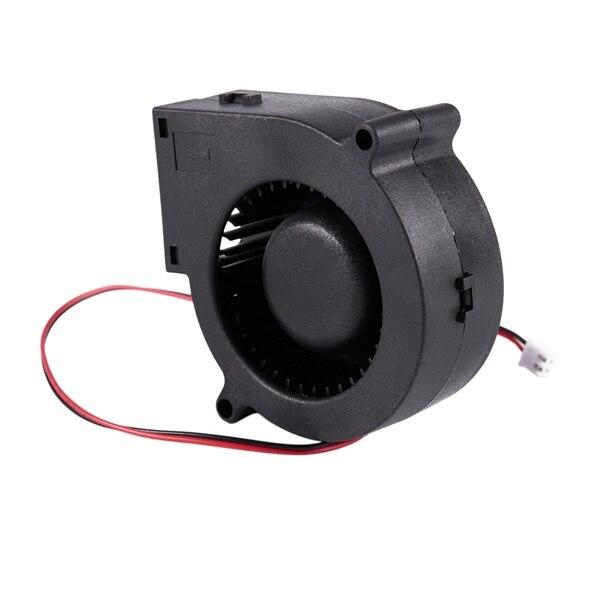 Промо-акция! 75 мм x 30 мм DC 12 В 0.36A 2Pin компьютер PC Вентилятор охлаждения