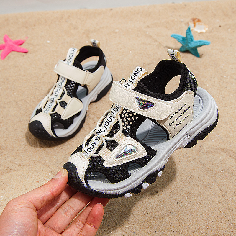 RISRICH Children's Sandals For Baby Infant Toddler Boy Girl Summer Sneakers Kids Boys Girls Sandals Shoes