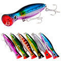 Lure Fishing Lure Popper 13cm/43g 6 Colors New Popa Lure Abs Plastic Hard Bait Weever Lure Fishing Accessories Fishing Tackle