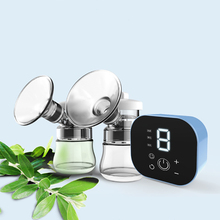 Double Electric Breast Pump Intelligent Automatic Bottle Baby Breast Feeding Milk Extractor Accessories Baby Care ER880