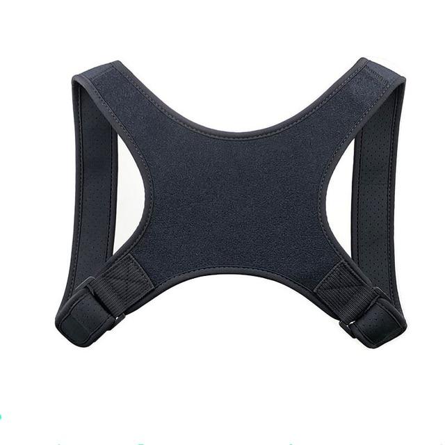 New Adjustable Back Posture Brace Support Belt Corrector Clavicle Back Shoulder Lumbar Posture Correction Corrector De Postura