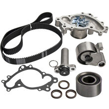 1Set Timing Belt Tensioner New Water Pump Kit For Toyota For Lexus 3.0L V6 1MZFE Fit 94-04