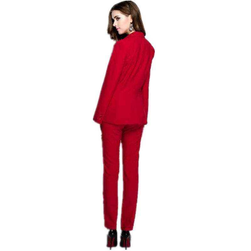 new-Pants-suit-Women-High-Quality-Custom-Made-Red-Tuxedos-Formal-Female-Suits-Jacket-Pants (2)