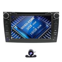 8Quad Core 2 din car radio dvd gps android For Toyota corolla 2007 2011 in dash autoradio multimedia head unit 2G Ram Wifi rds