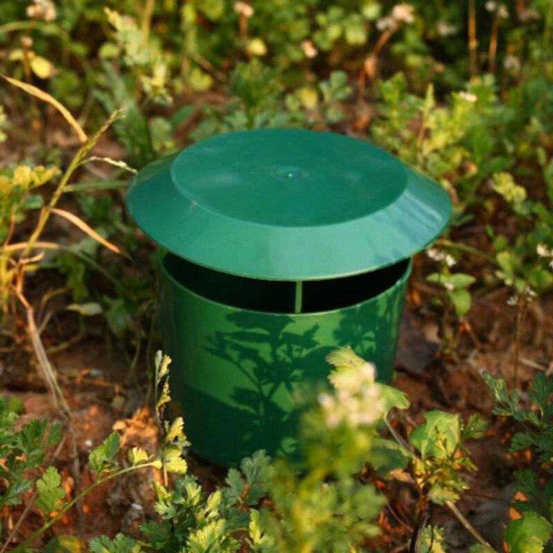 Vegetable Protection Leech Catch Slug Trapper Pest Control Aquarium Fish Plant Tank Plastic Snail Trap Catcher Cage