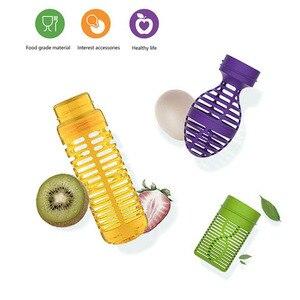 Image 5 - Youpin CC + akıllı vakum yalıtım şişesi seyahat kupa öpücük öpücük balık vakum termos OLED sıcaklık ekran fincan 3 filtreler