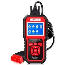 KONNWEI KW850 obd2 автоматический диагностический сканер полный OBD 2 OBDII считыватель кодов Сканер автомобиля диагностический инструмент можно один клик I/M готовность