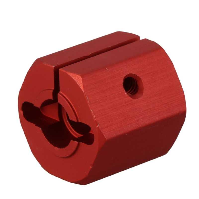 Cubo de rueda hexágono de aluminio de 12Mm de espesor ruedas de 12Mm