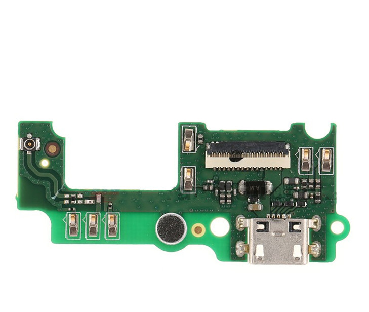 Circui Board For Huawei Y6 Pro/Enjoy 5 Charging Port PCB Board USB Charging Dock Port (charge Connector,microphone)