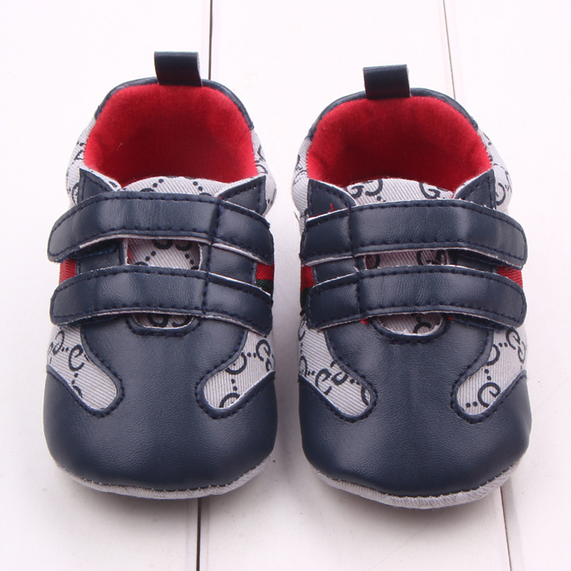0-18M Leisure Comfortable  PU First Walke Girl Boy Footwear Newborn Baby Shoes For Prewalker  Baby Girls Shoes   Infant Toddler