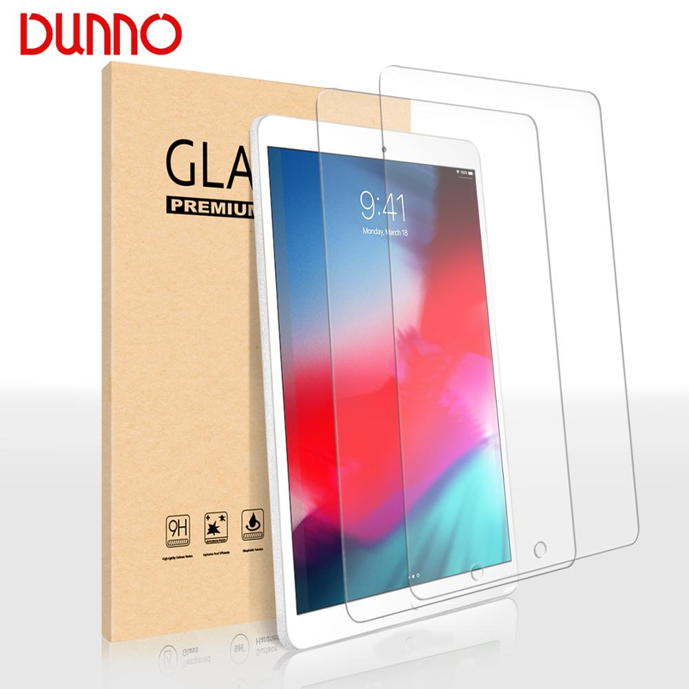 2PCS For 2019 IPad 10.2 IPad Pro 11 Air 3 10.5 Screen Protector Tempered Glass For 9.7 IPad 2 3 4 5 6 7th Mini 2 3 4 5 7.9