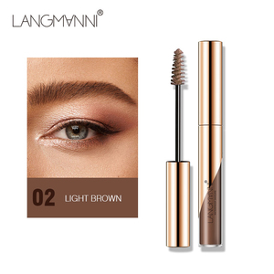Makeup Eye Brow Gel Coffee Black Brown Paint Eyebrows Gel Waterproof Eyebrow Tint Mascaras Cosmetics for Women Dropship TSLM1