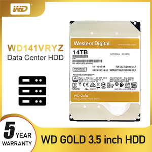 Image 5 - Ổ Cứng WD Tây Kỹ Thuật Số Mới Vàng 2TB 4TB 6TB 8TB 10TB 14TB HDD SATA 3.5 Cứng Bên Trong Đĩa Harddisk Cứng Disque Dur Máy Tính Để Bàn