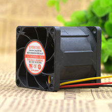 Evercool EC3838M12BA 3.8 Cm 12V 0.16A 3838 Silent Cooling Fan(China)